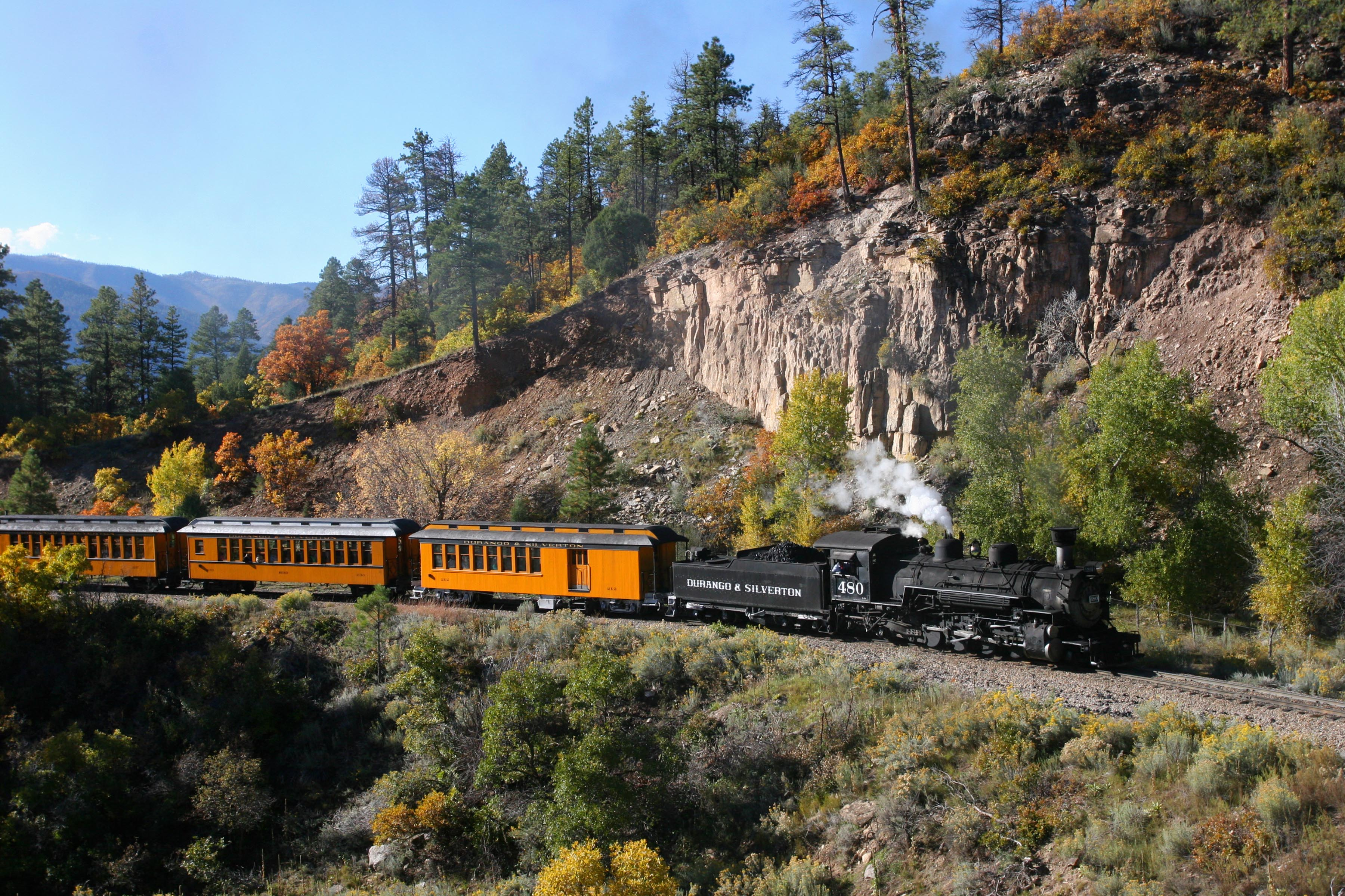 Durango Amp Silverton Narrow Gauge Railroad Presents Cowboy
