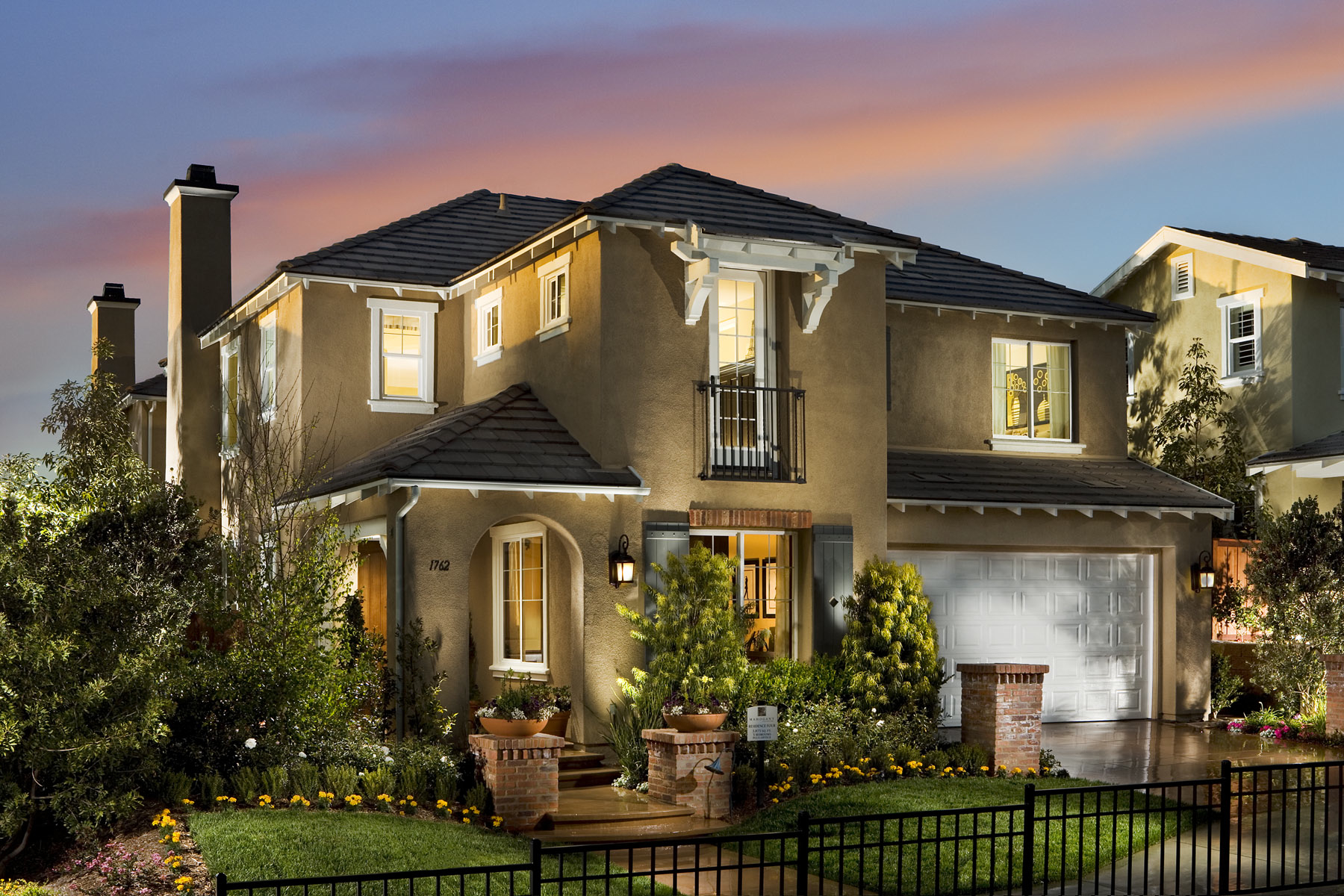 Brookfield homes has best sales month in 30 months for Home design san diego