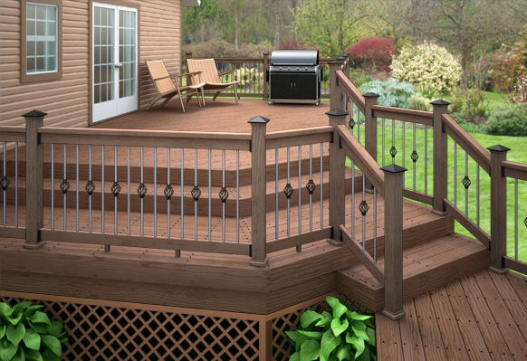 Deckorators free online deck visualizer makes deck for Design a porch online