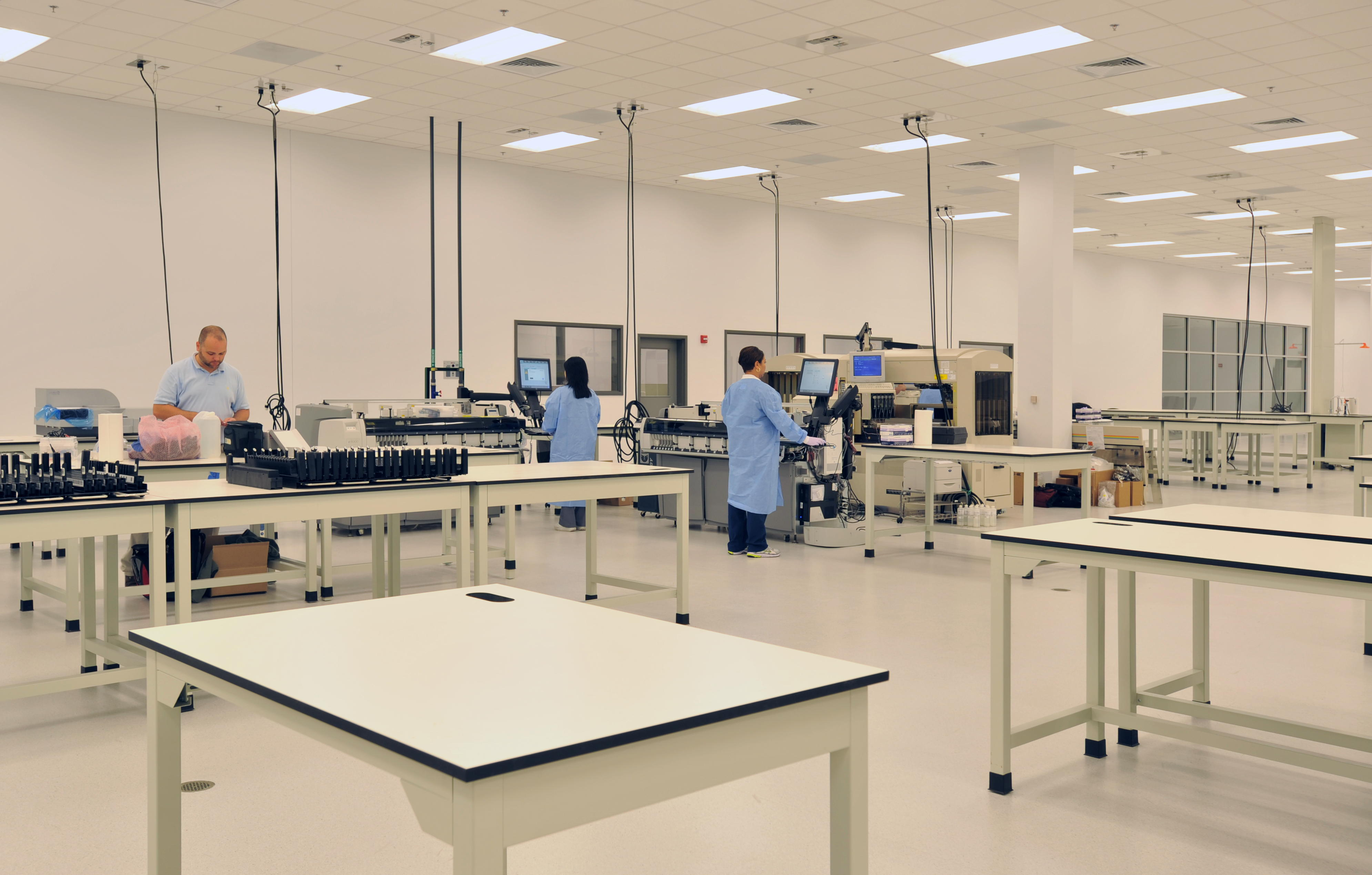 Qualtex Laboratories Expands With Opening Of Second