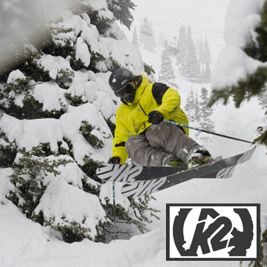 K2 Skis 2014 15 Products Awarded Top Honors
