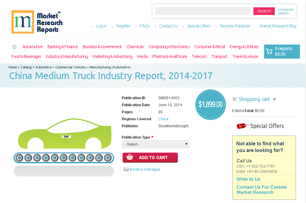 The Economics of the trucking industry
