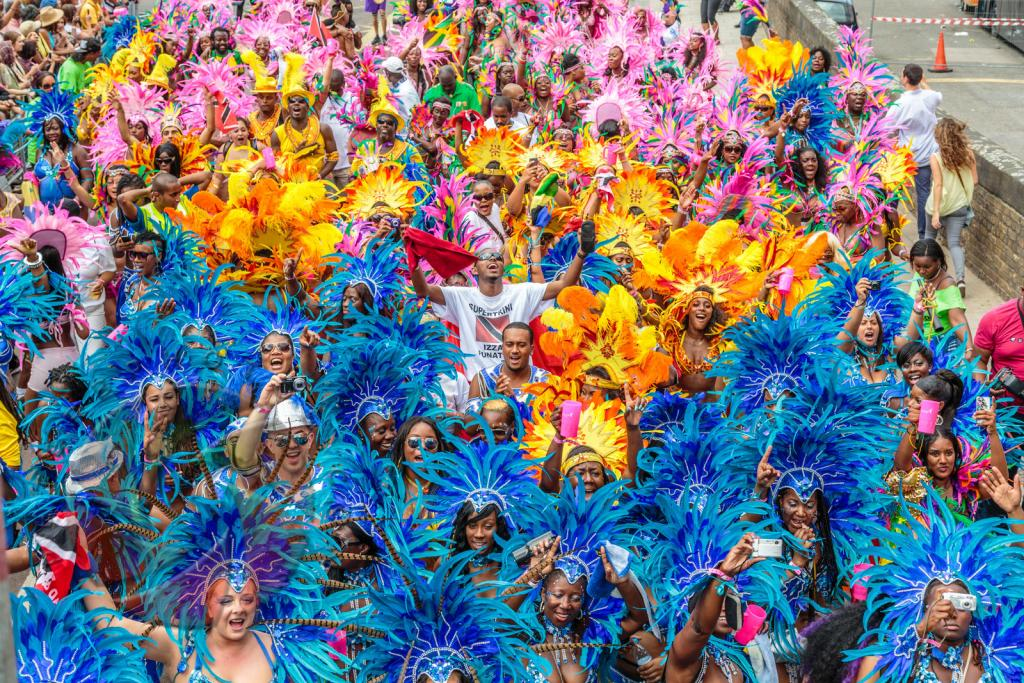 notting hill carnival the biggest festival in london
