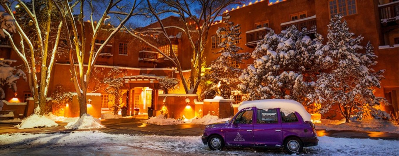 Santa Fe S Only Native American Owned Hotel Property The Hacienda And Spa