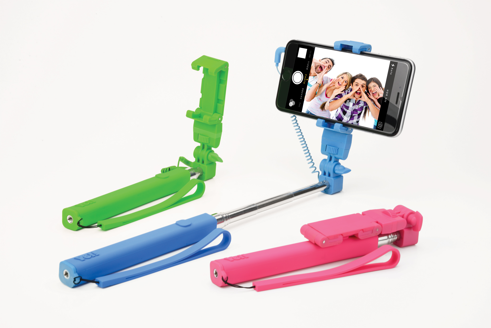 ye launches wired remote selfie stick monopod with collapsible design for easy travel. Black Bedroom Furniture Sets. Home Design Ideas