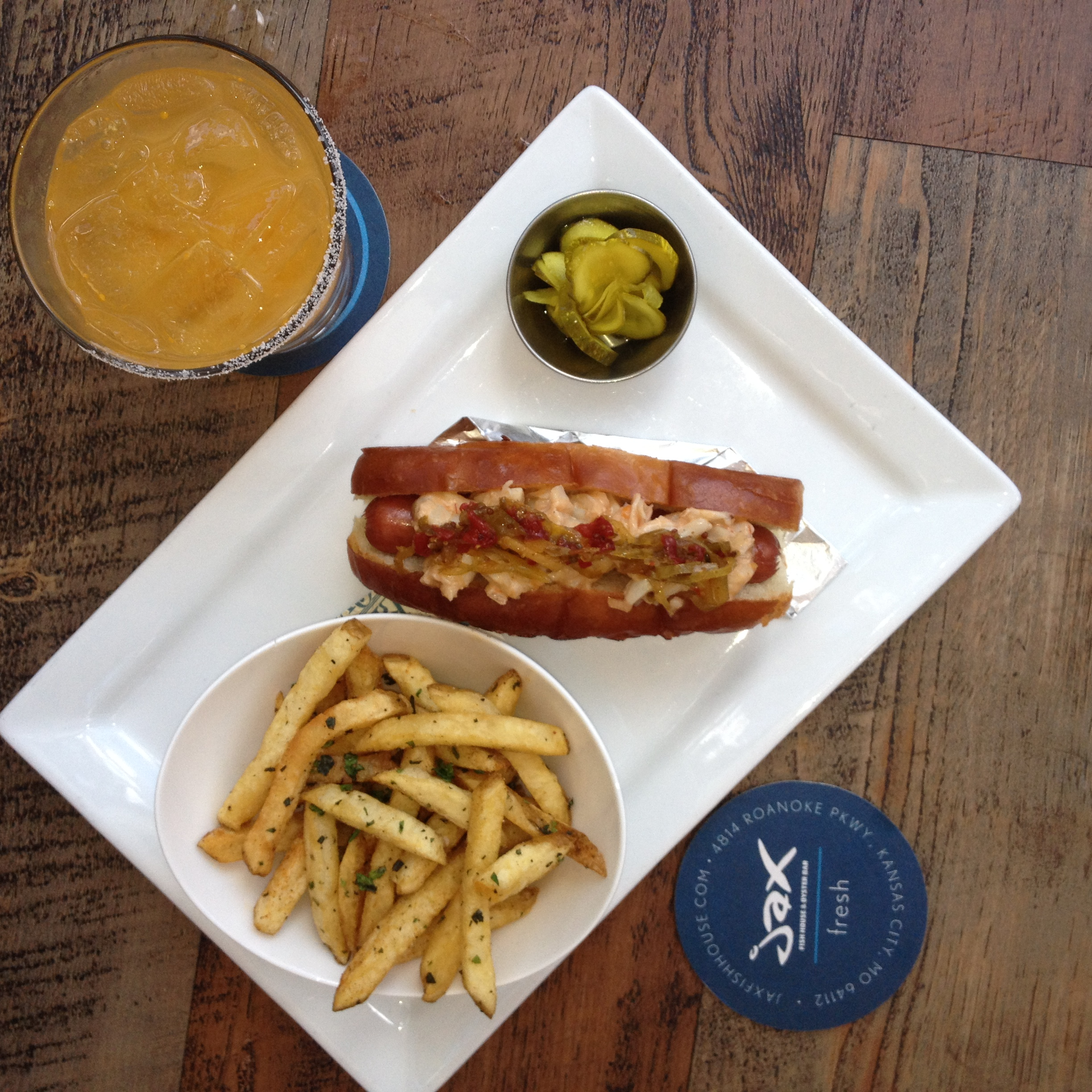 The elusive Sea Dog arrives at Jax Fish House exclusively on Labor