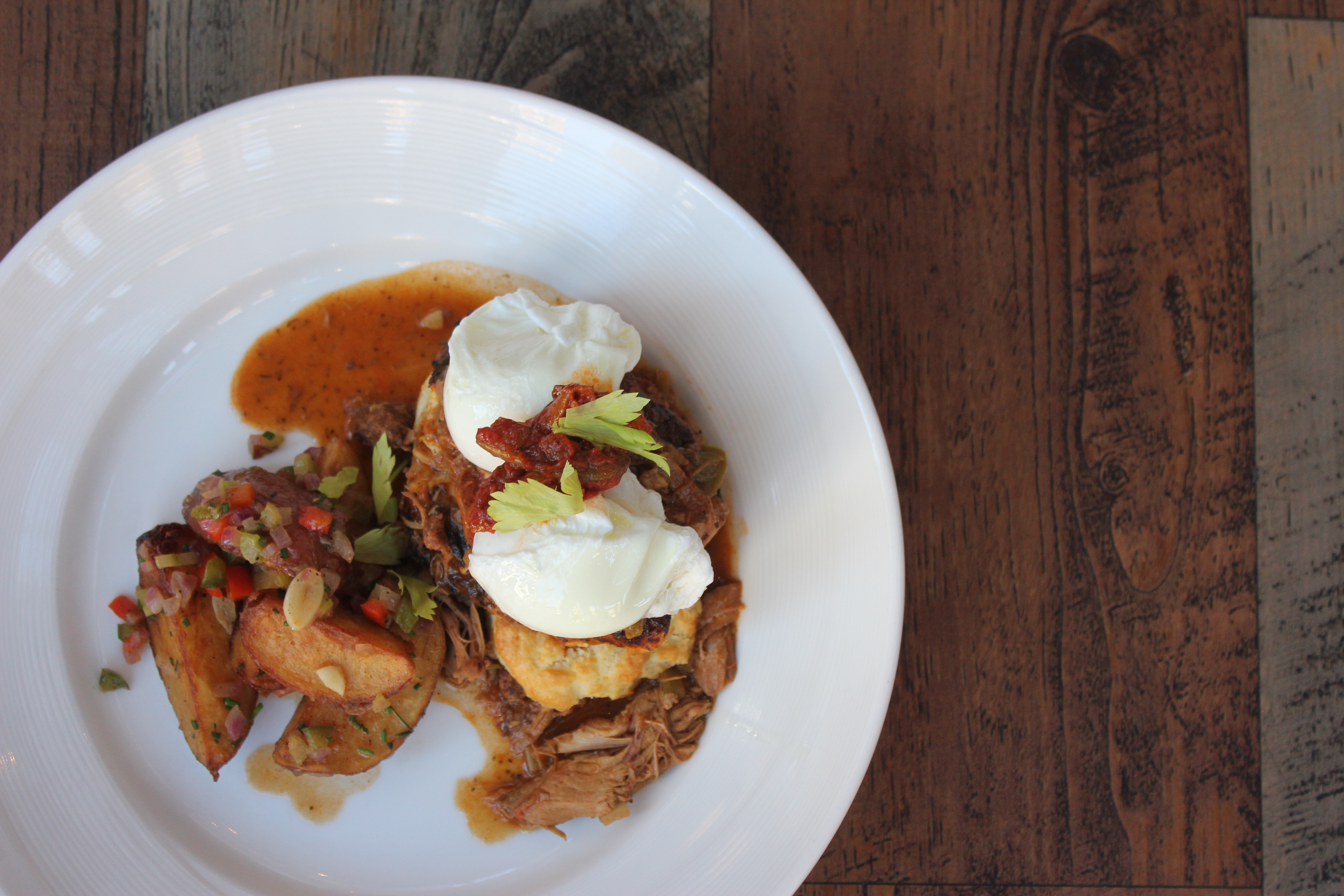 Brunch meets New Orleans style seafood Jax Fish House Oyster