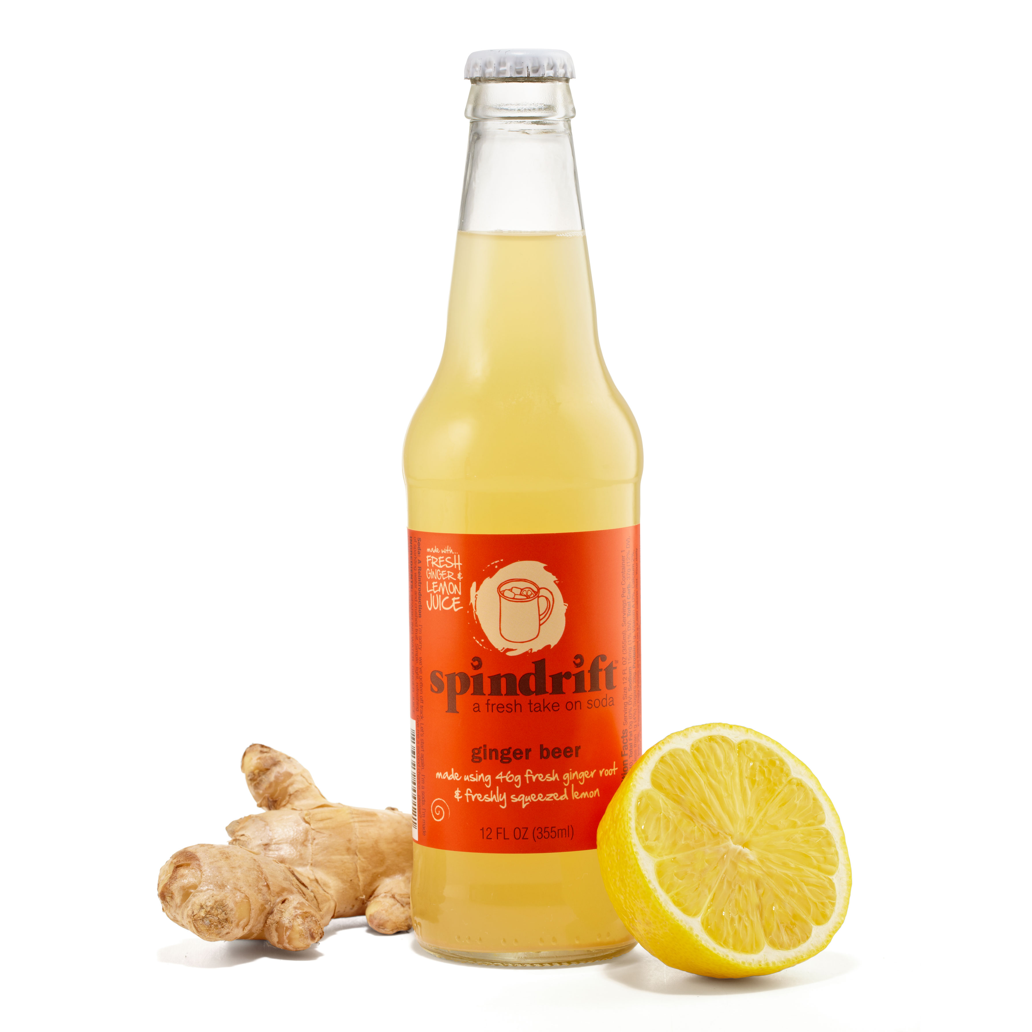 spindrift to launch revolutionary ginger beer at the summer fancy food