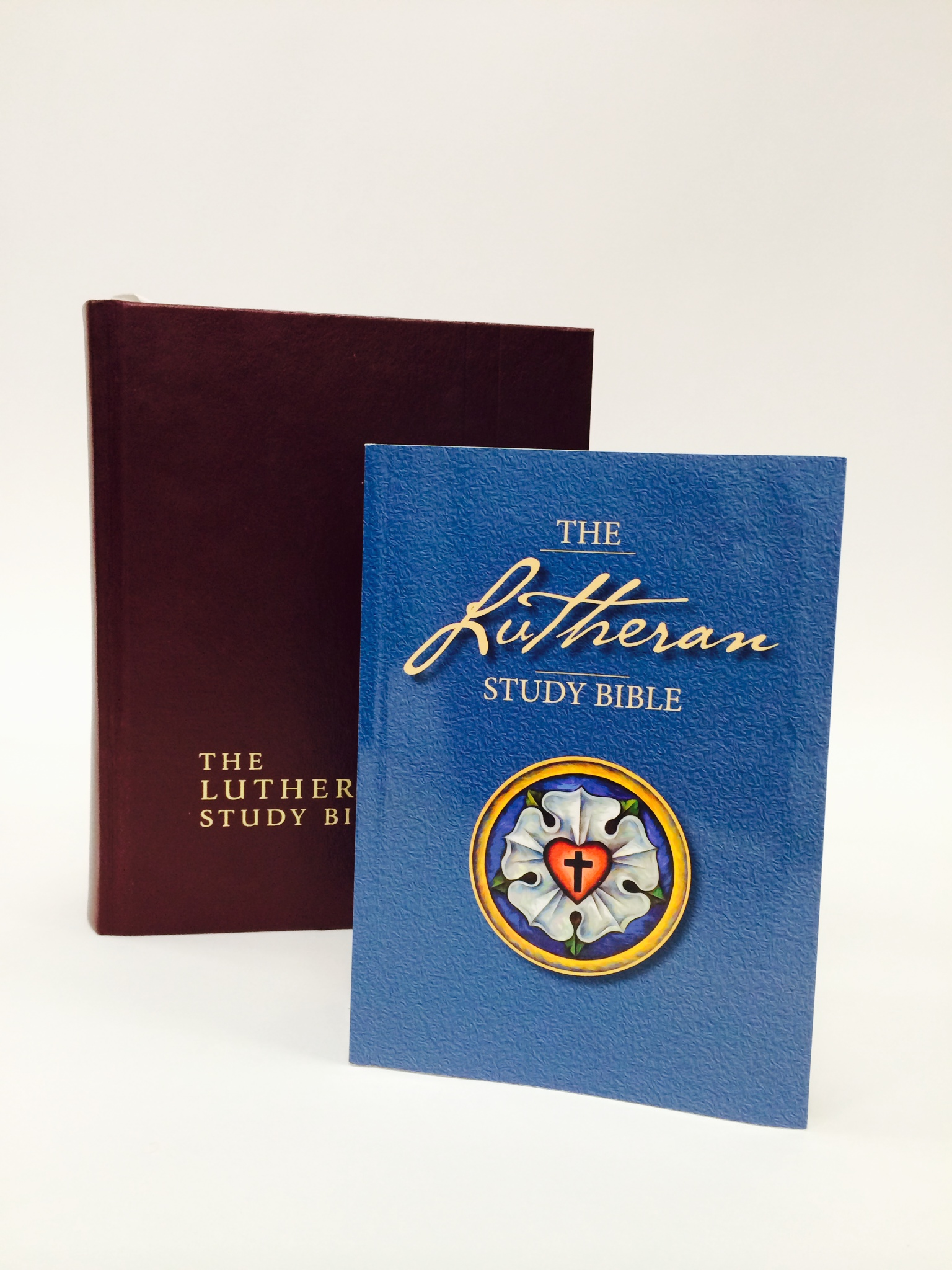 Compact Powerhouse Added to The Lutheran Study Bible Line-Up: Concordia Publishing House