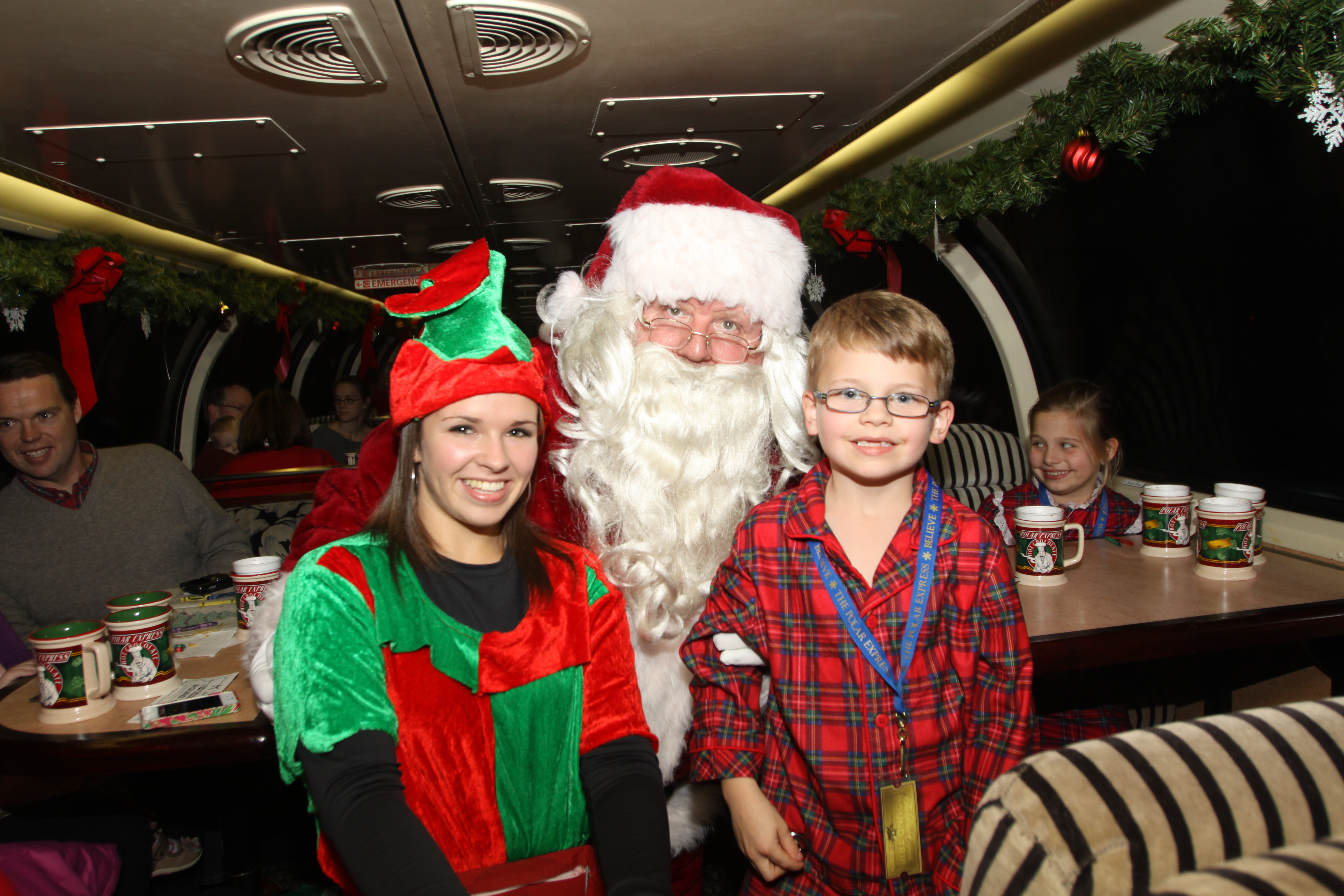premier rail collections 2014 the polar express train ride and train to christmas town far exceed expectations with 50 percent growth in ridership
