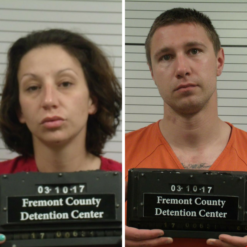 Denver Police News Yesterday: Two Caught With Large Amount Of Meth In Riverton: County 10™