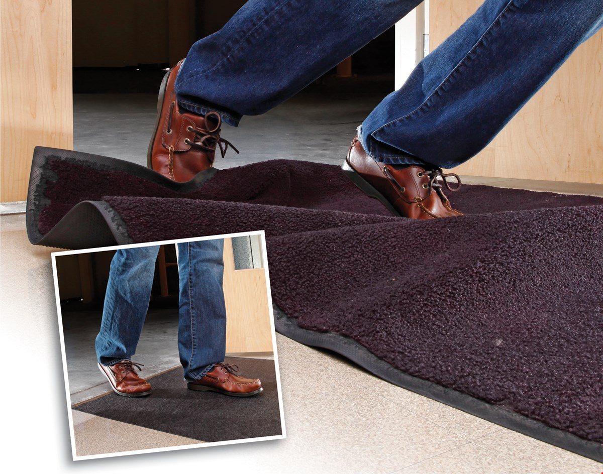 New Pig Offers New Line Of Pig Grippy Floor Mats