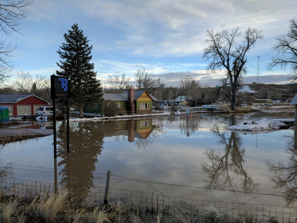 Mead orders flood assistance to Fremont County, others