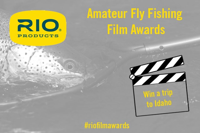 Rio launches amateur fly fishing film awards rio for Fly fishing films