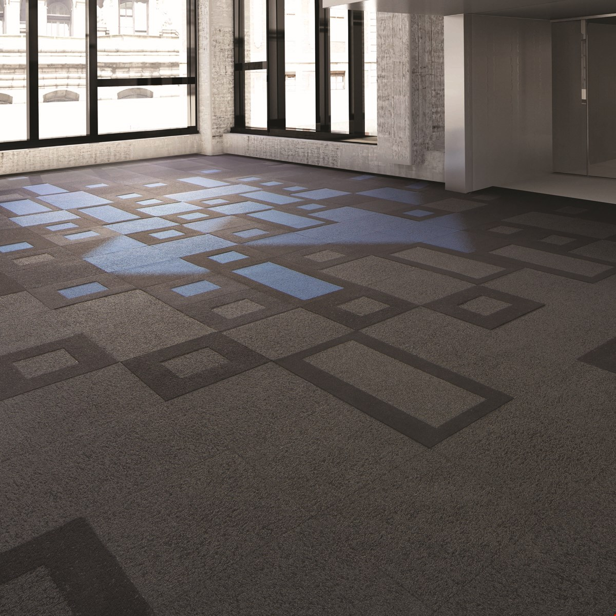 Mohawk Group S Topography Carpet Tile Collection Wins Best