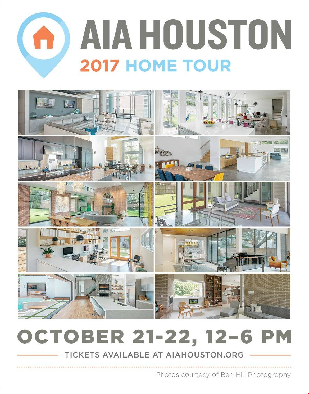Aia Houston 2017 Home Tour Represents Every Size From High Rise To Tiny House And Highlights