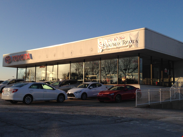 Exceptional U201cWe Are Delighted To Add To Our Commitment To This Great Community With The  Addition Of Suburban Toyota Of Farmington Hills,u201d Said David T. Fischer, ...