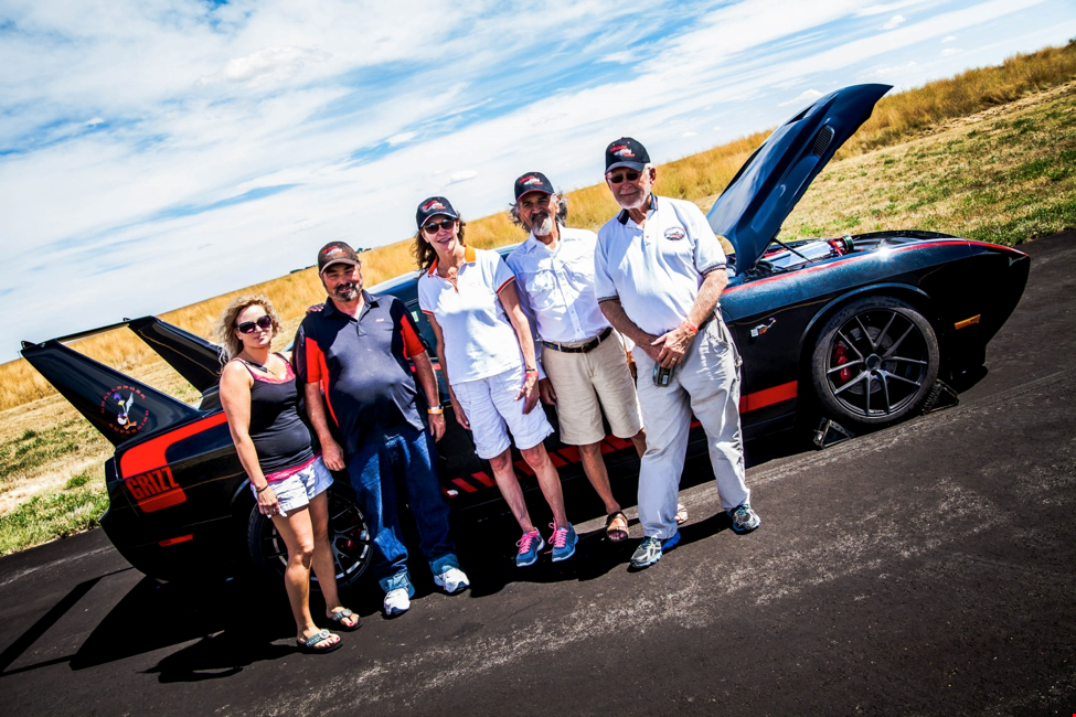 #10rides: Meet the 1,050 horsepower GRIZZ: #10rides by Bailey Tire and Auto