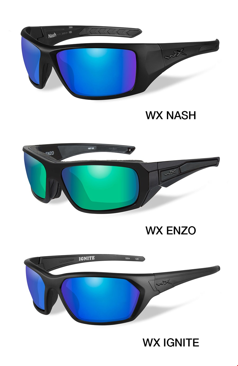 bf18d14c0c WILEY X® DEBUTS NEW PREMIUM EYEWEAR STYLES TO FISHING INDUSTRY AT ...