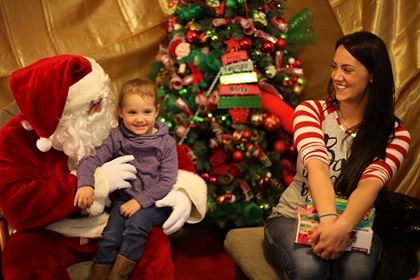 Daycare throws fabulous Christmas party for local kids ... - photo#14