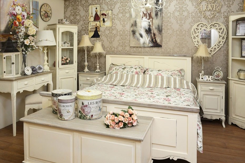 How To Get The Shabby Chic Look With Chalk Paint Home