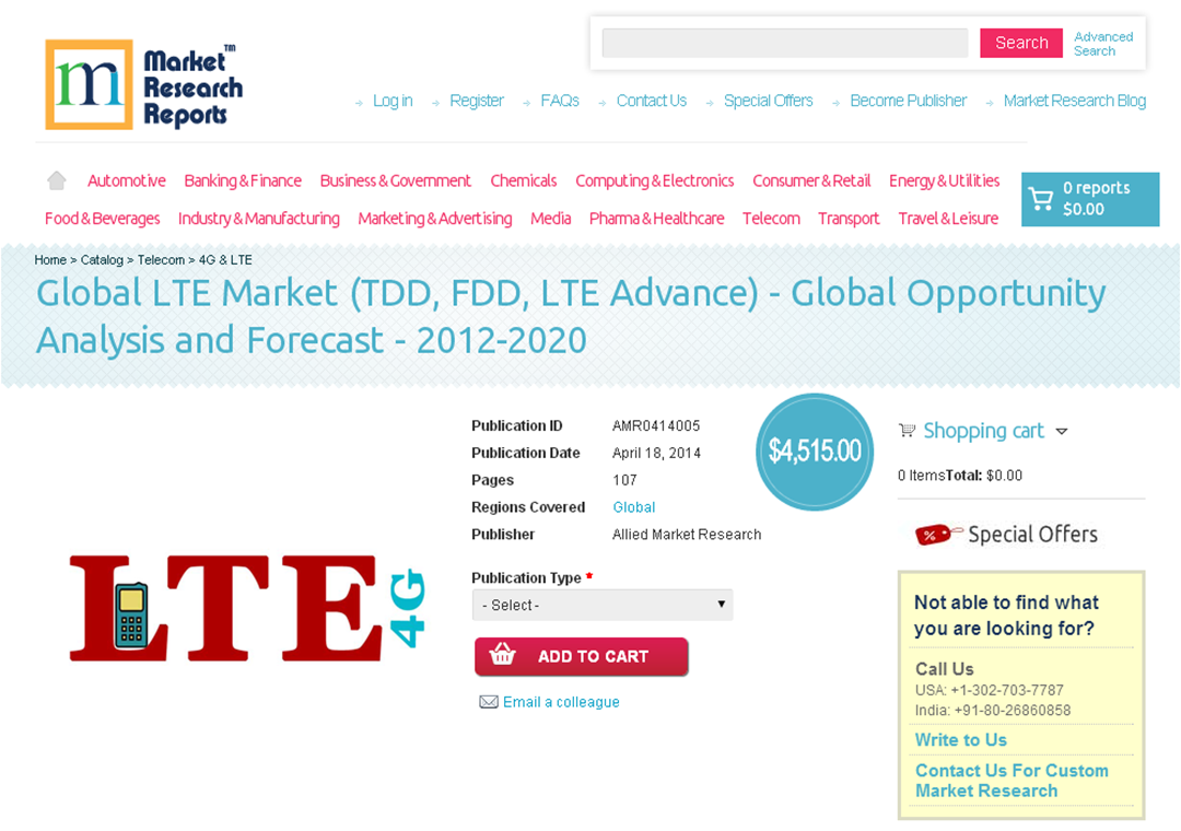 lte market expected to reach 997 Issuu is a digital publishing platform that makes it simple to publish magazines, catalogs, newspapers, books, and more online easily share your publications and get.