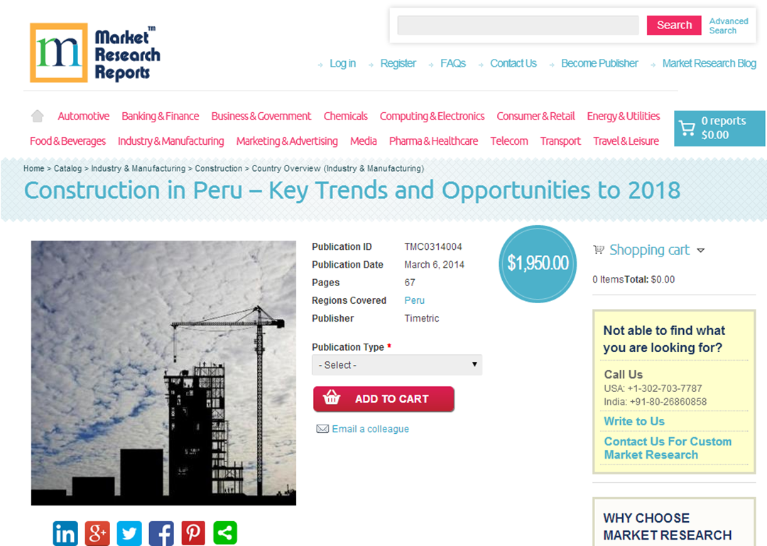 construction in peru key trends and Future trends and market opportunities in the world's largest 750 cities how the  global  new homes needed  these characteristics are important to bear in  mind  paris - metro france 237 29 lima peru 26 29 dalian, liaoning  china.