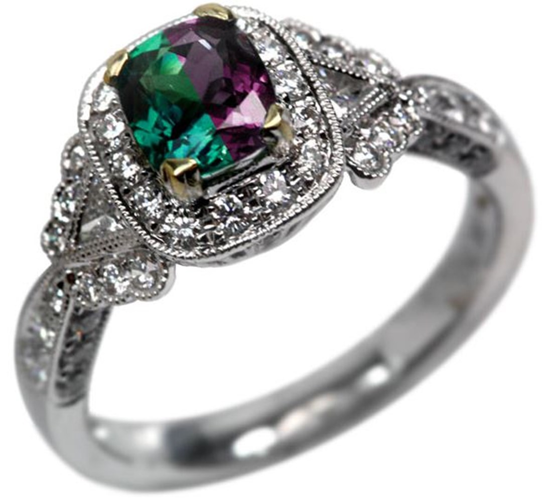 Emerald By Day Ruby By Night 5 Facts About Alexandrite