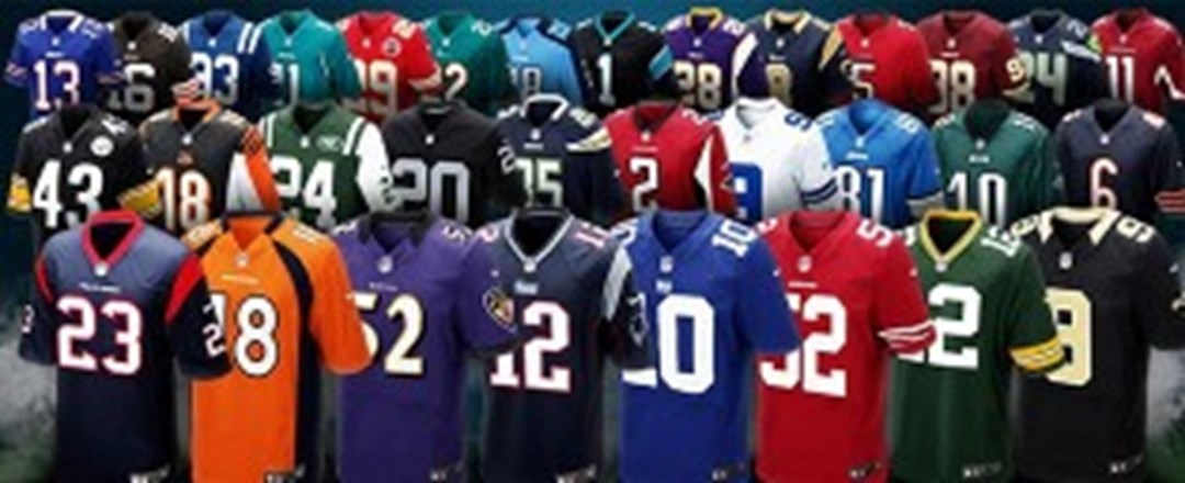 places that sell football jerseys