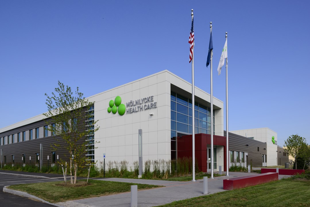 Pc Construction Completes Manufacturing Facility In