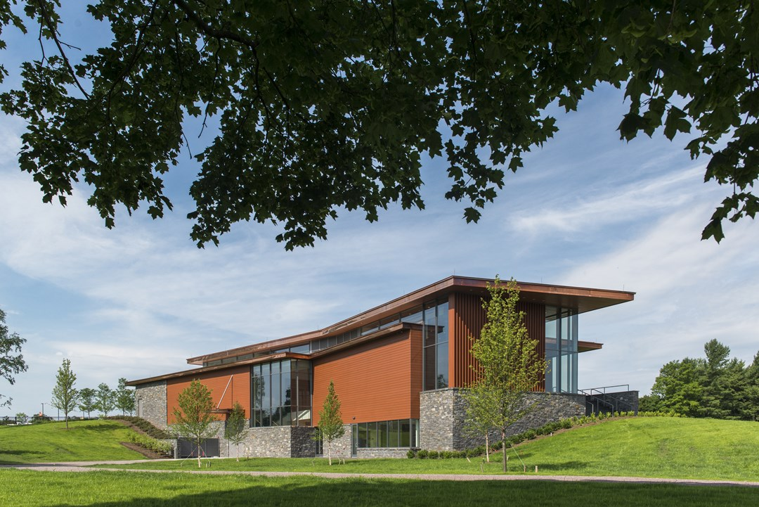 PC CONSTRUCTION COMPLETES SHELBURNE MUSEUM ART AND