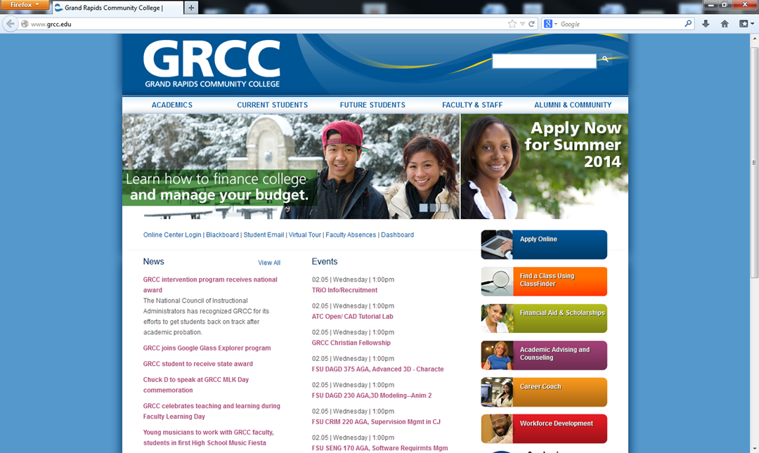 Grcc Offers Career Coach Tool To Community Grand Rapids