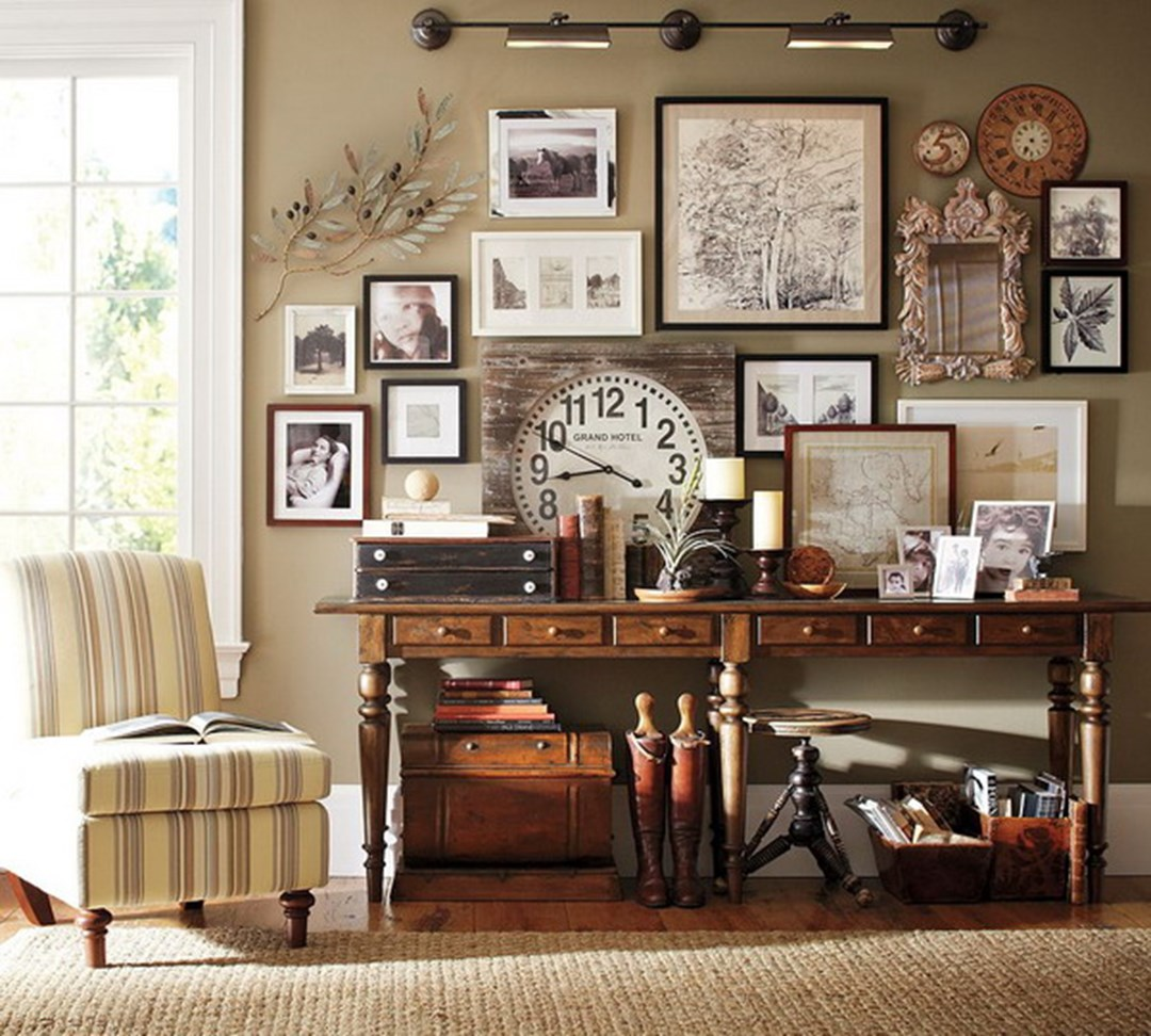 Attractive Vintage Style Home Decor Ideas