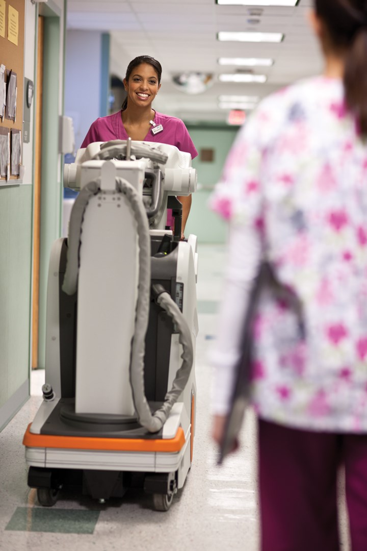 Crouse Hospital Installs Carestream's DRX-Revolution with ...