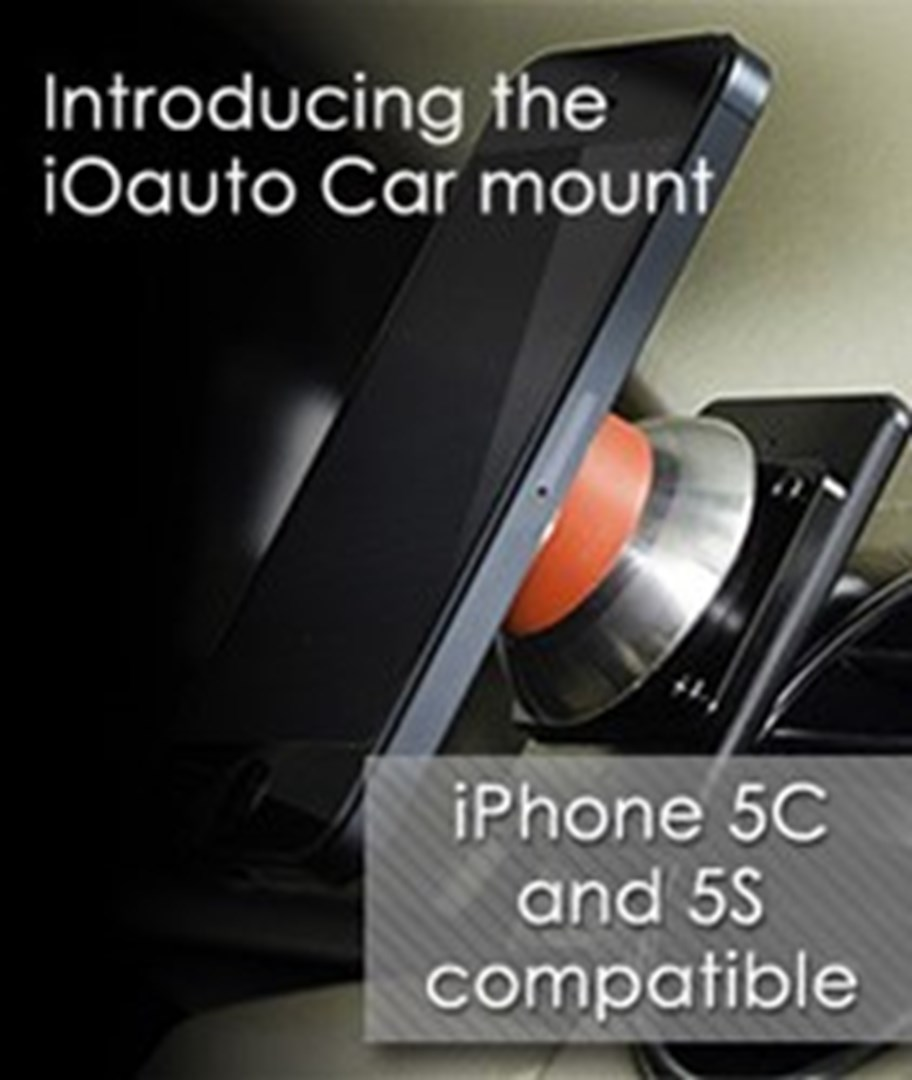 New Law For Mounting Cell Phones In A Car