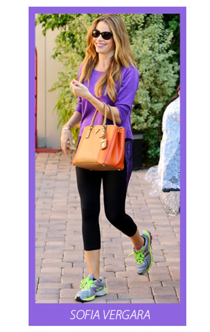 how to wear running shoes with skinny jeans