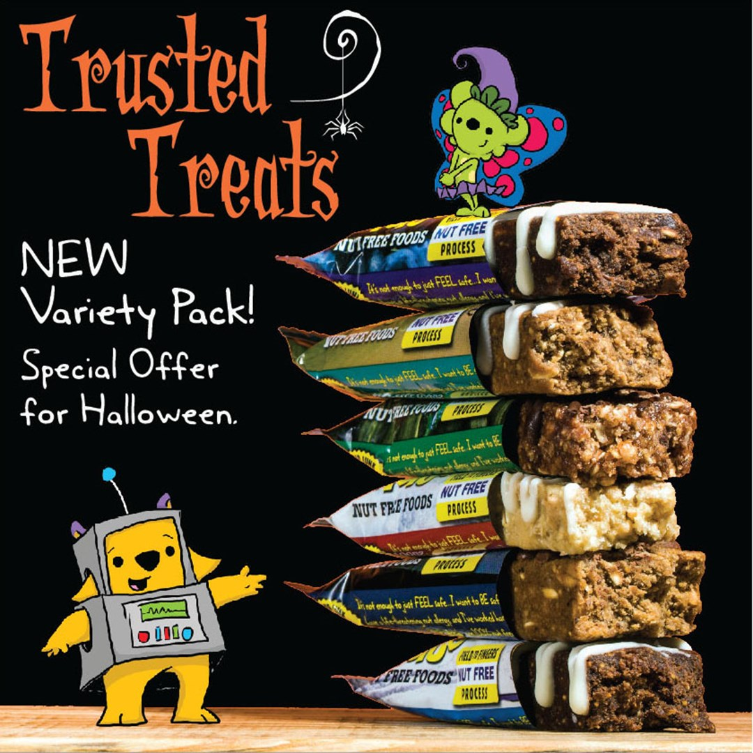 Non Food Halloween Treats