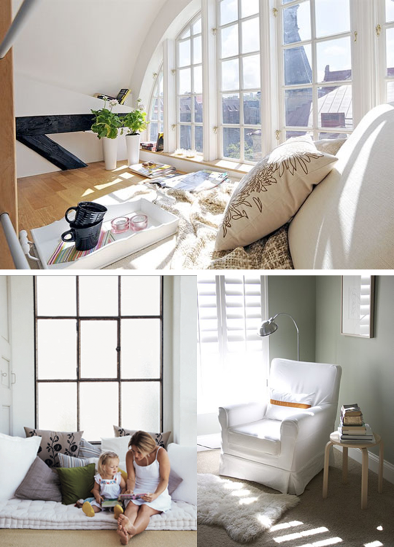 How to make a reading nook in your home new brand - Creating ideal reading nooks ...