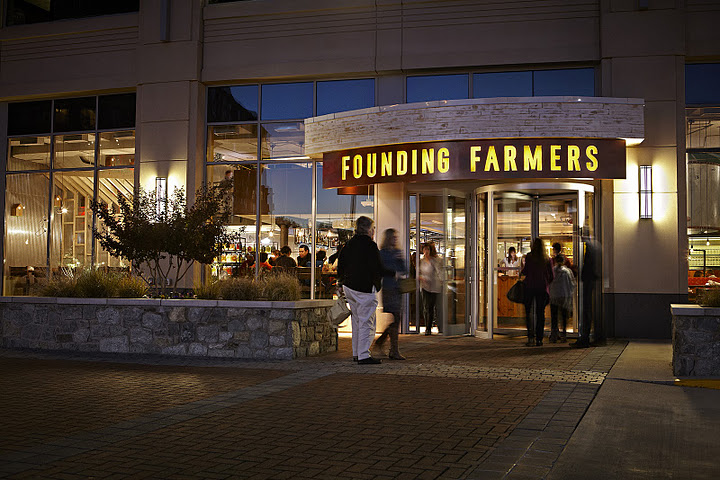 Streetsense Brings Founding Farmers Restaurant To Park
