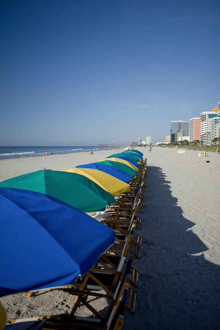 Myrtle Beach South Carolina Offers Steep Discounts For