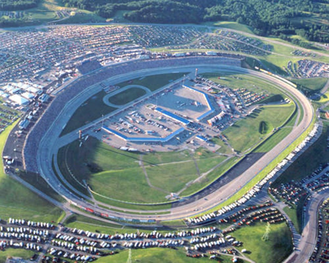 COM TO SPONSOR KENTUCKY SPEEDWAY'S FALL NASCAR NATIONWIDE RACE