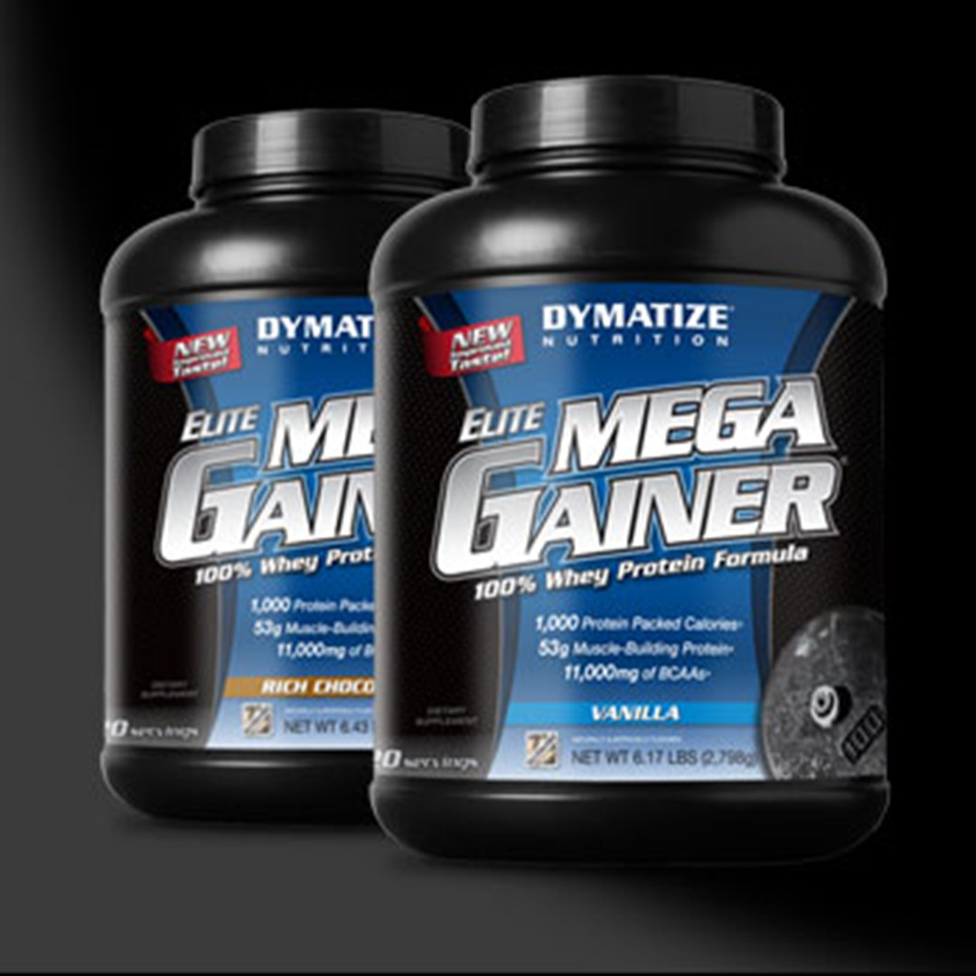 Dymatize Elite Mega Gainer