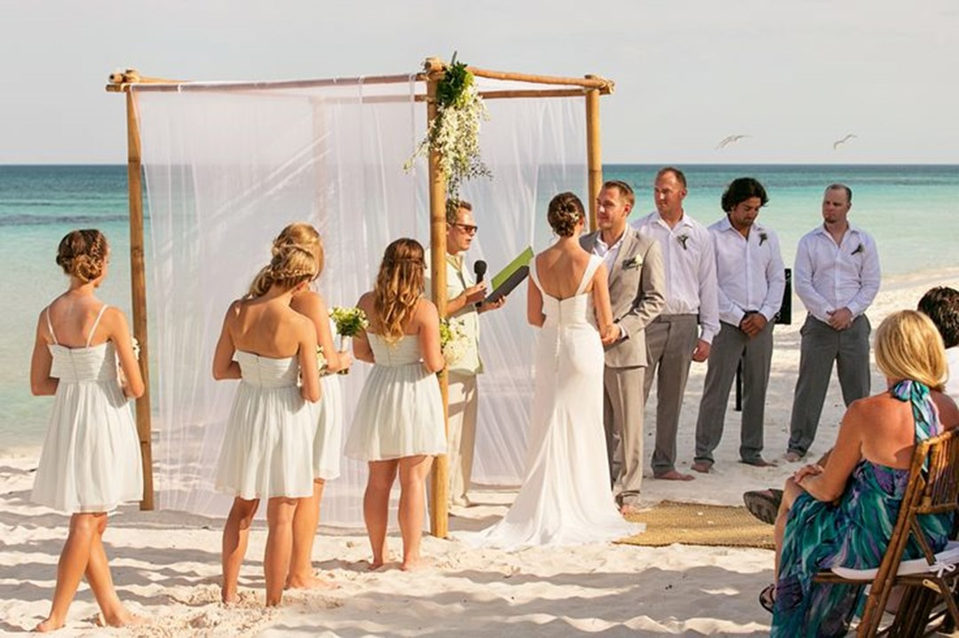 Buy Eco-Friendly Bamboo Wedding Arches at Sunsetbamboo.com ...