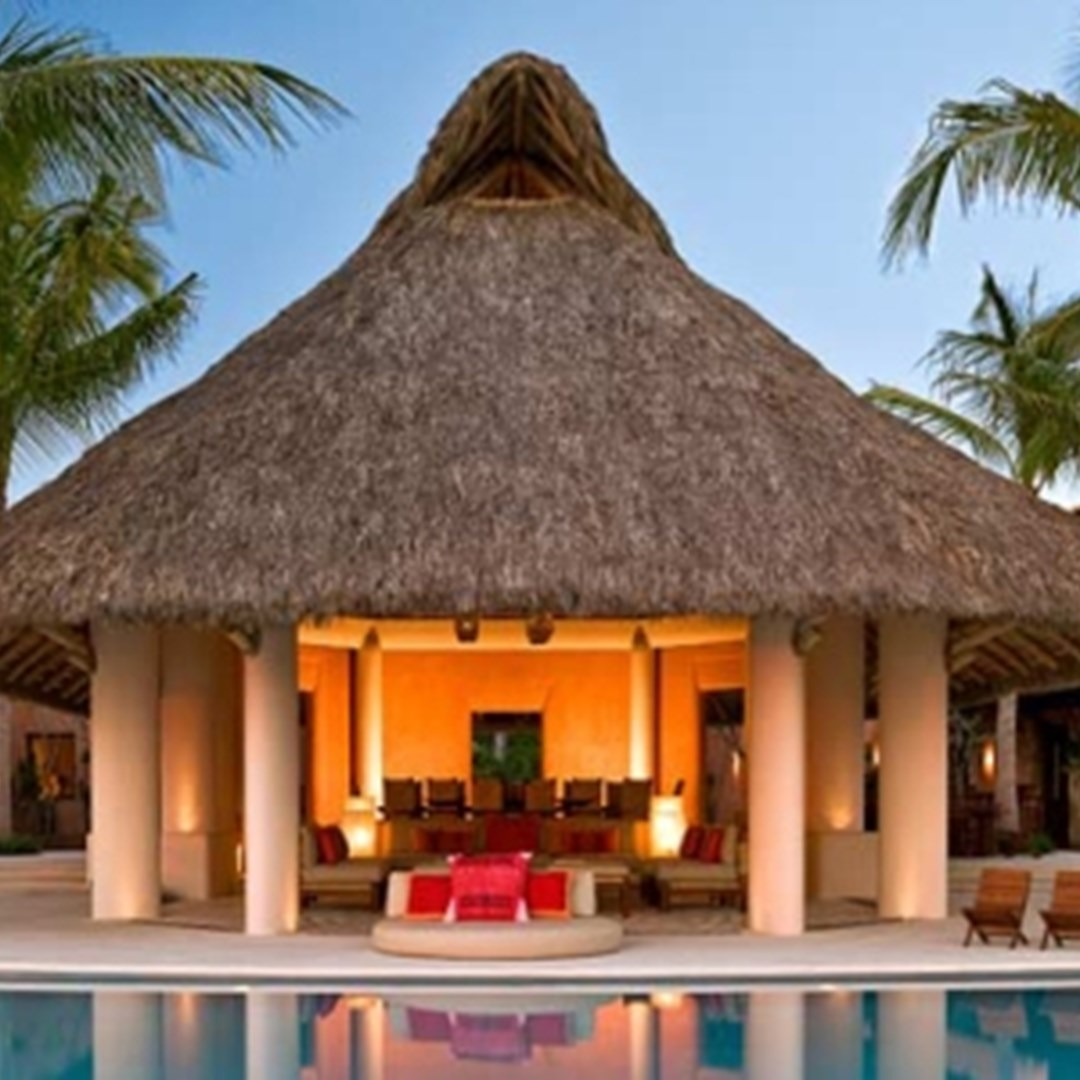 Tiki Huts And Palapas For Sale At Sunsetbamboo.com