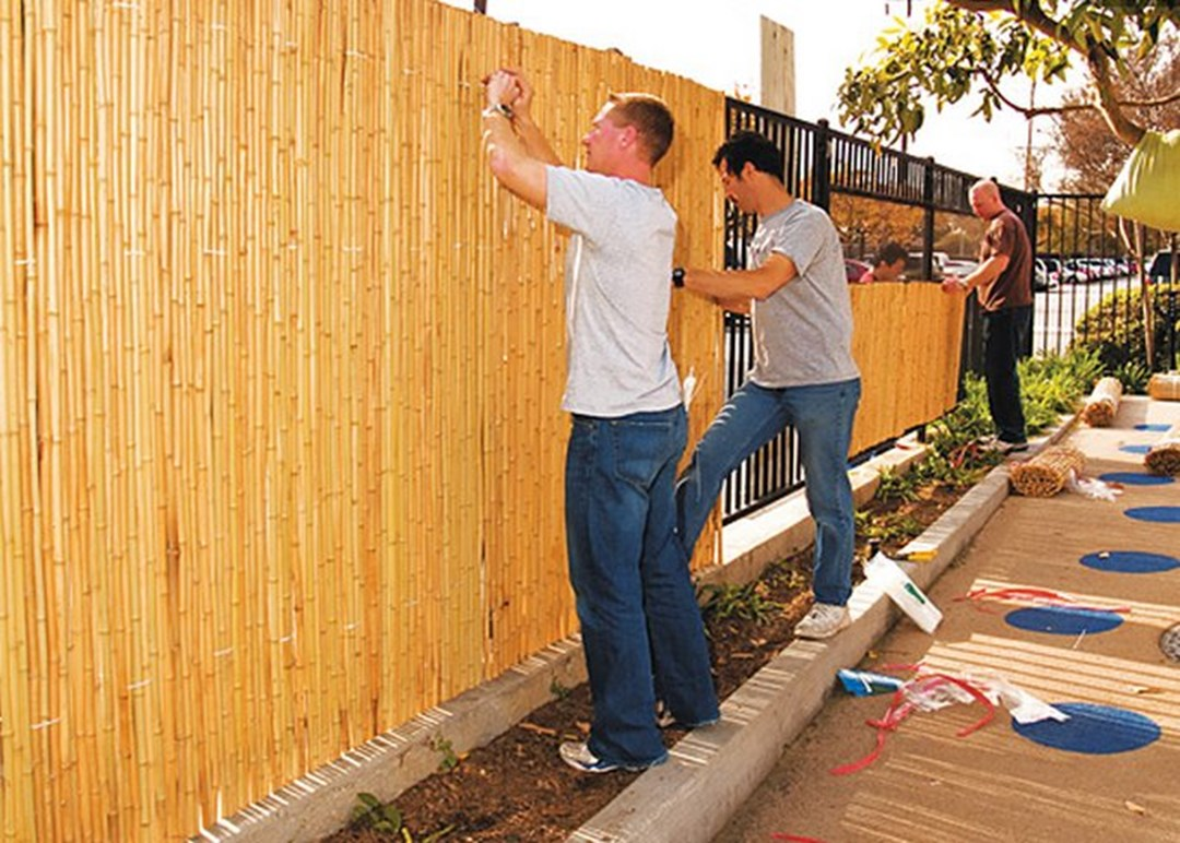 Bamboo Fencing On Sale Where To Buy Cheap Fences