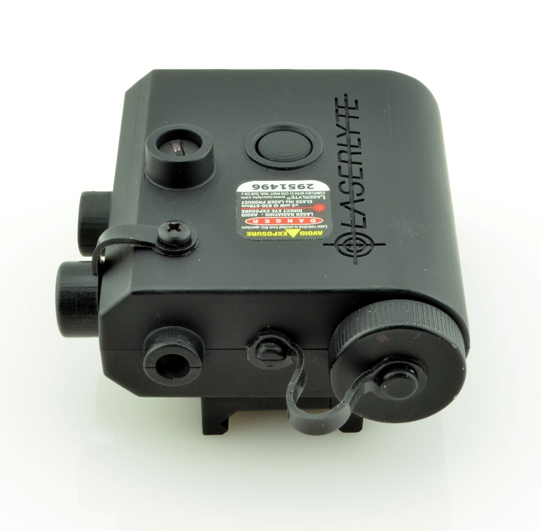 Laserlyte Center Mass Laser Sight For Lcp: The LaserLyte® Dual Lens Center Mass Now Features Two
