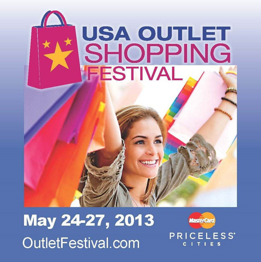 join the inaugural usa outlet shopping festival at legends