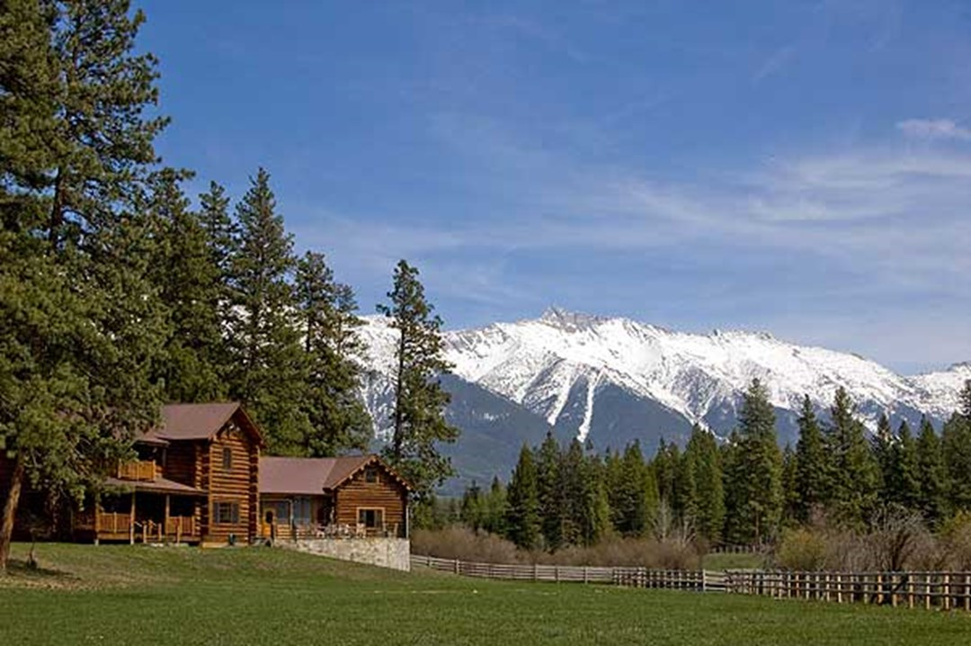 Montana ranches for sale motivate ranching the new for Montana ranch house