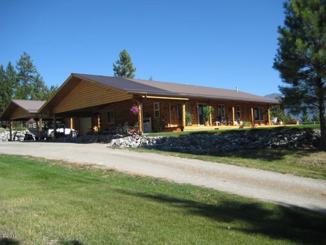 Houses for sale in montana the ideal living fritz for Montana ranch house