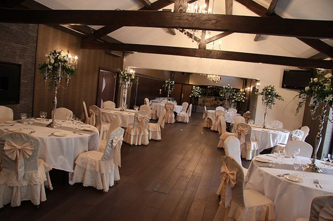 Nottinghamshire 14th Nov 2013 Goosedale A Historic Landmark And Premier Wedding Venue In Organizes Weddings That Suit All Kinds Of